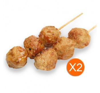 Y2 Tsukune (Boulette de poulet)